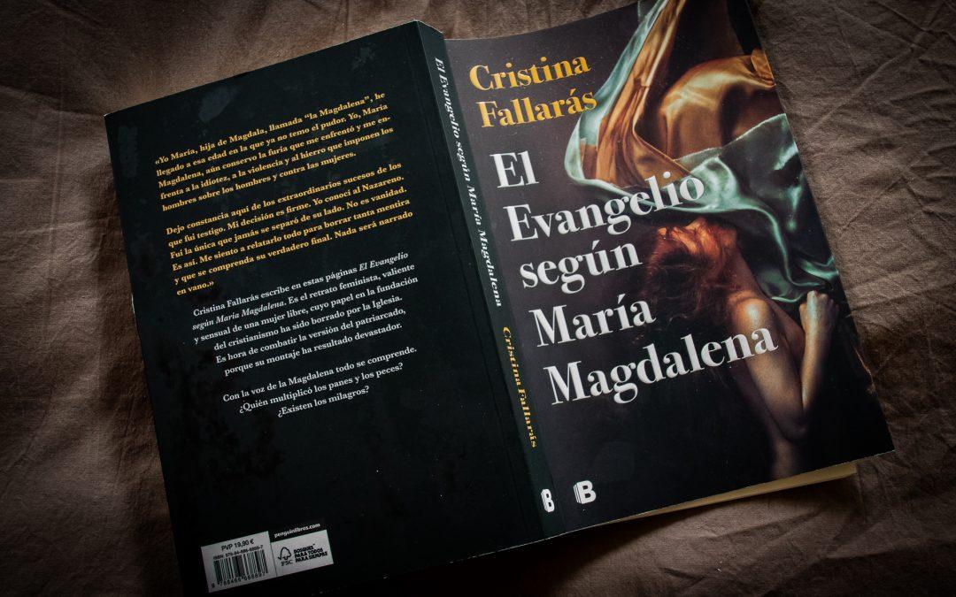 EL   RESCATE   DE   MARÍA   DE   MAGDALA